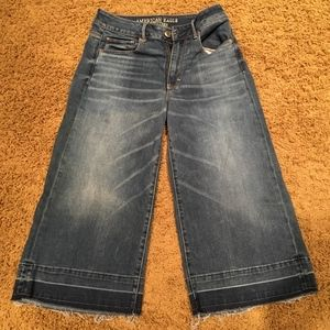 Cropped Flared Jeans in Women